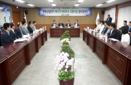 환경산업진흥원, 고흥군, 한국산업단지공단, (주)광영이엔씨와 업무협약 체결