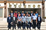 강진군 성전면 기관단체장 진흥원 방문