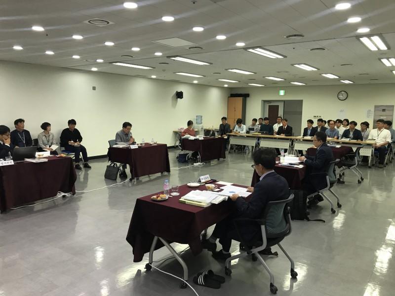 환경산업진흥원2019년경영실적평가수감